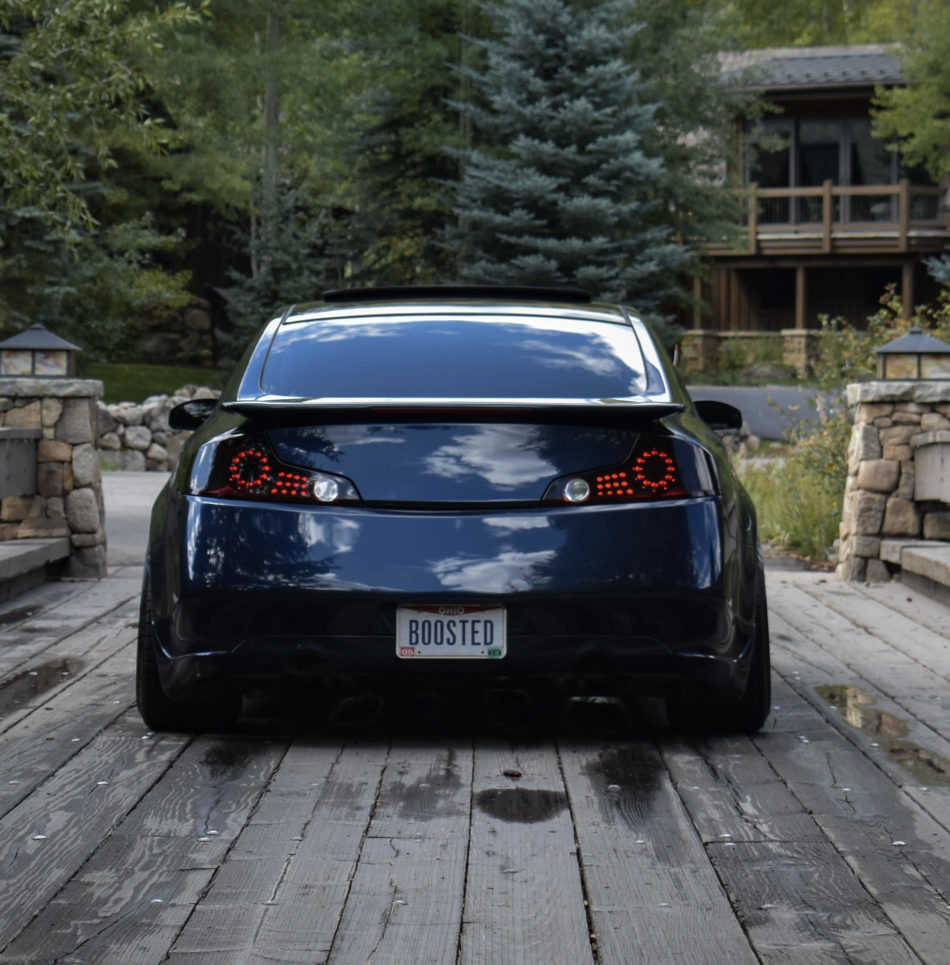 BOOSTED   WhatAPlate com - The Coolest Vanity License Plates